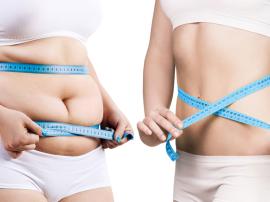 Dla większości ludzi rzekomy oporny tłuszcz jest