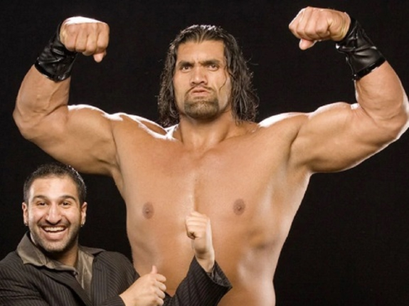 Niesamowity The Great Khali