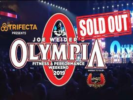 Mr. Olympia i Muscle & Fitness sprzedane!