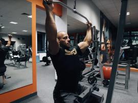 Atlas ćwiczeń - trening mięśni pleców