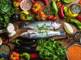 Dieta śródziemnomorska - charakterystyka, wpływ na zdrowie