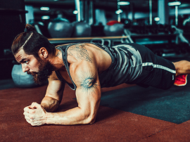 Trening izometryczny polega na zmianie siły napięc