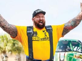 World's Strongest Man - nowy termin zawodów