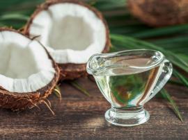 Olej MCT i olej kokosowy to tłuszcze, które zyskał