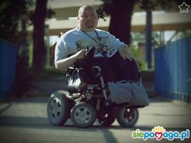 Paweł Pradyszczuk ma 32 lata i choruje na rdzeniow