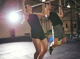 Muscle up to ćwiczenie stanowiące połączenie podci