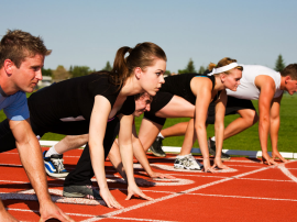 Aktywność fizyczna jest pożądana na każdym etapie