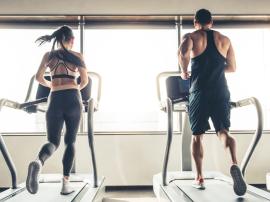 Trening aerobowy może byćniekorzystny w okresie b