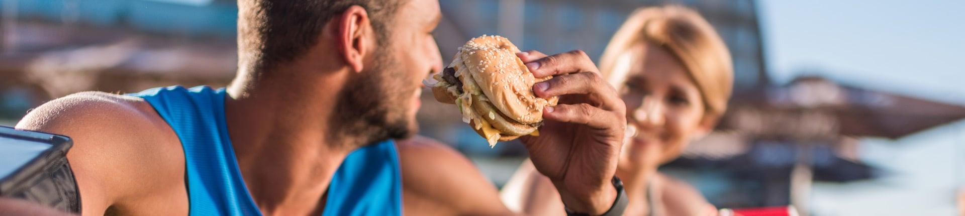 Dieta a McDonald's?