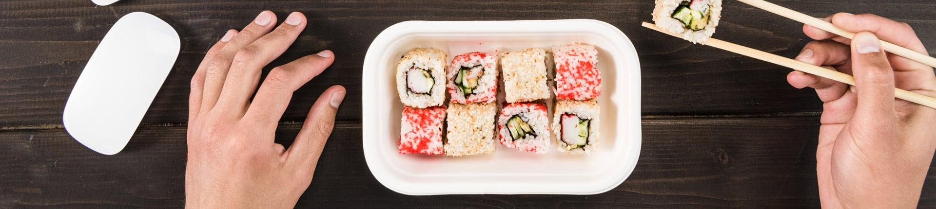 Sklepowe sushi - które wybrać?