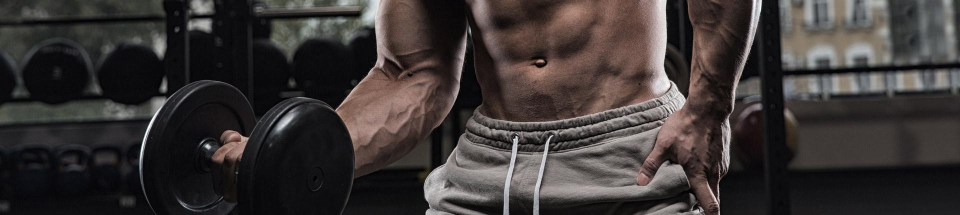 Podstawowe ćwiczenia na przyrost mięśni