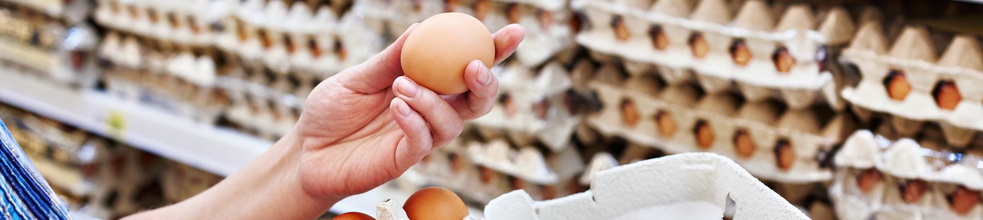 Dlaczego brakuje jaj w sklepach?