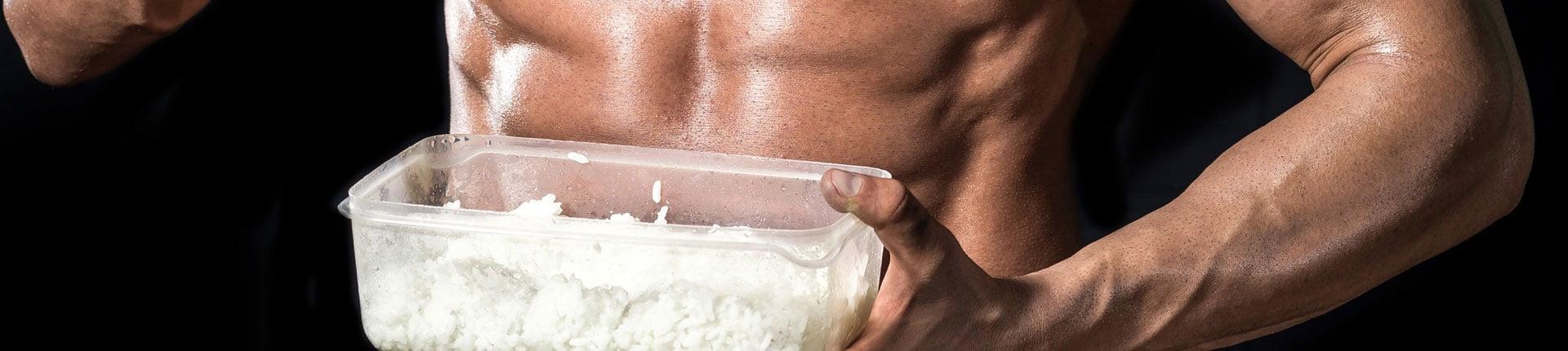 Dieta na masę tanim kosztem - 9 tanich i dobrych produktów