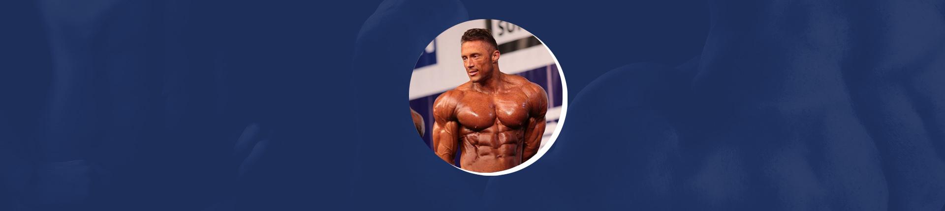 Maciej Kiełtyka - kulturystyka +100kg