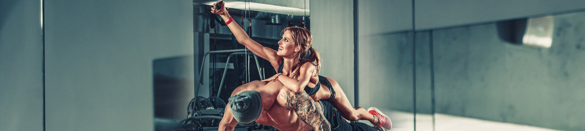 Najbardziej denerwujący ludzie na siłowni