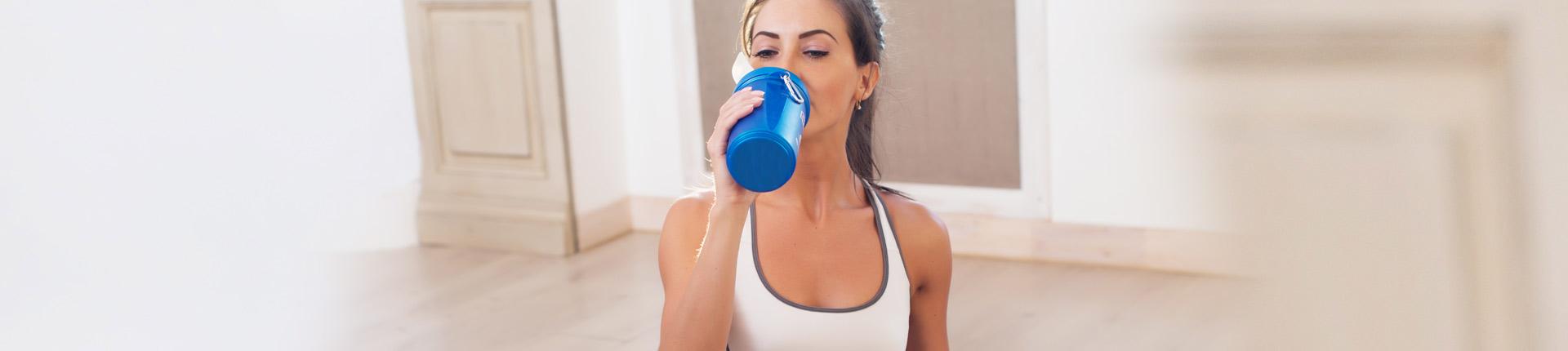 Odżywka białkowa podczas odchudzania