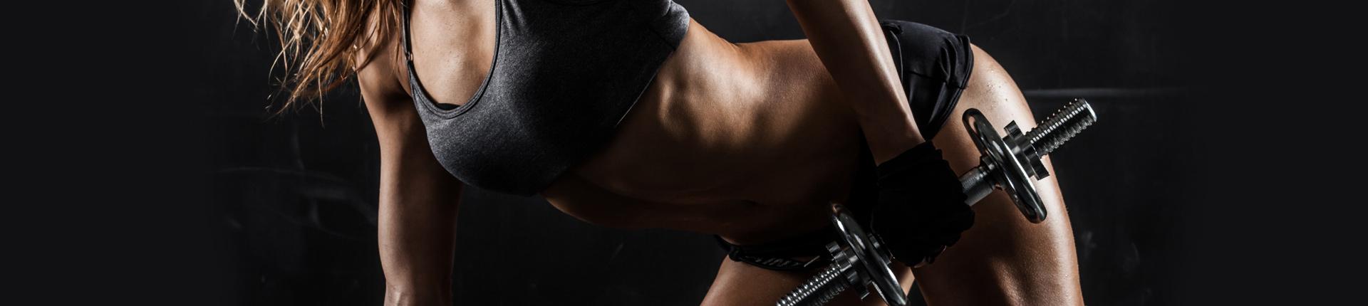 """Trening na masę dla kobiet - """"uwarunkowania hormonalne"""""""