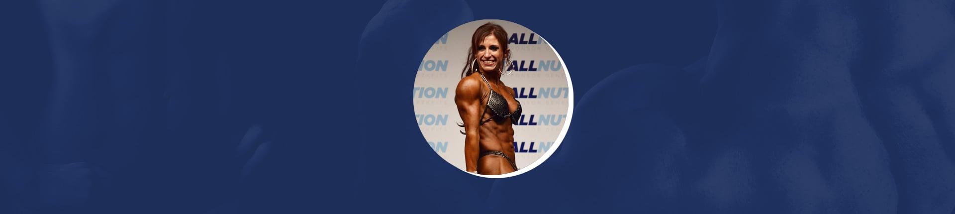 Aleksandra Krzyworzeka - Mistrzyni Polski 2017 w Fitness Atletycznym Kobiet
