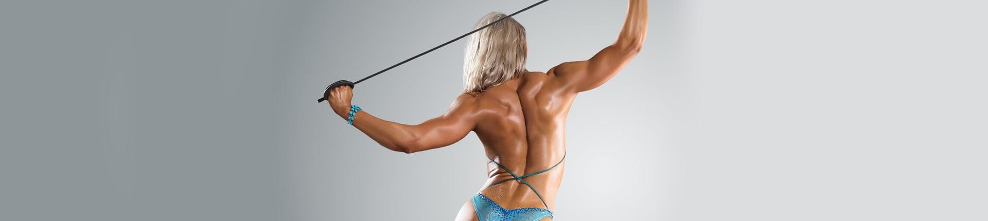 Trening mięśni grzbietu  dla kobiet