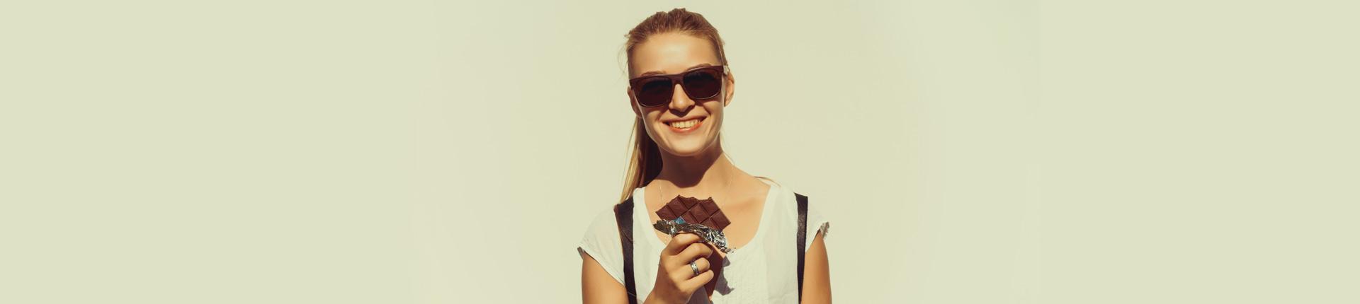 Siedem powodów, dla których warto jeść czekoladę