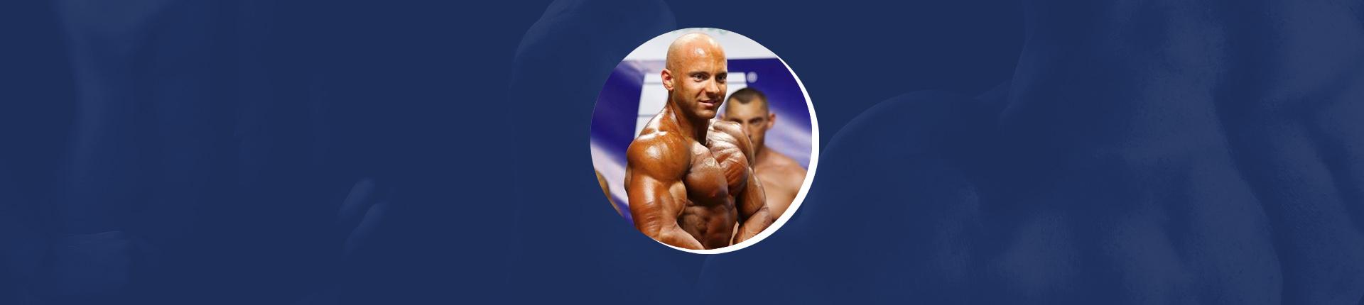 Mateusz Zagórowski - Mistrz Polski w kategorii Kulturystyka Mężczyzn do 90 kg
