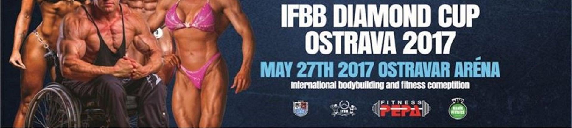 27.05.2017 IFBB DIAMOND CUP – OSTRAWA
