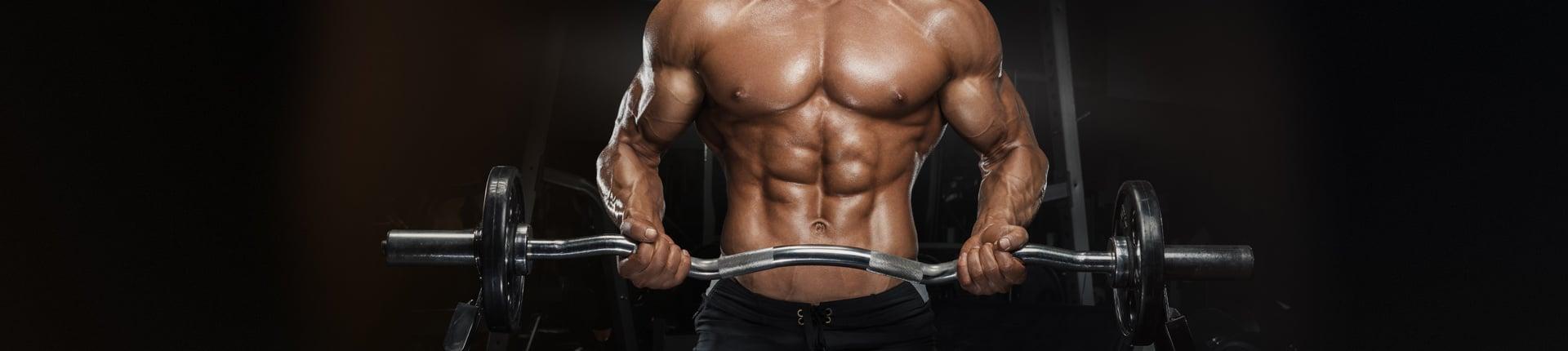 5 ćwiczeń na ogromne bicepsy