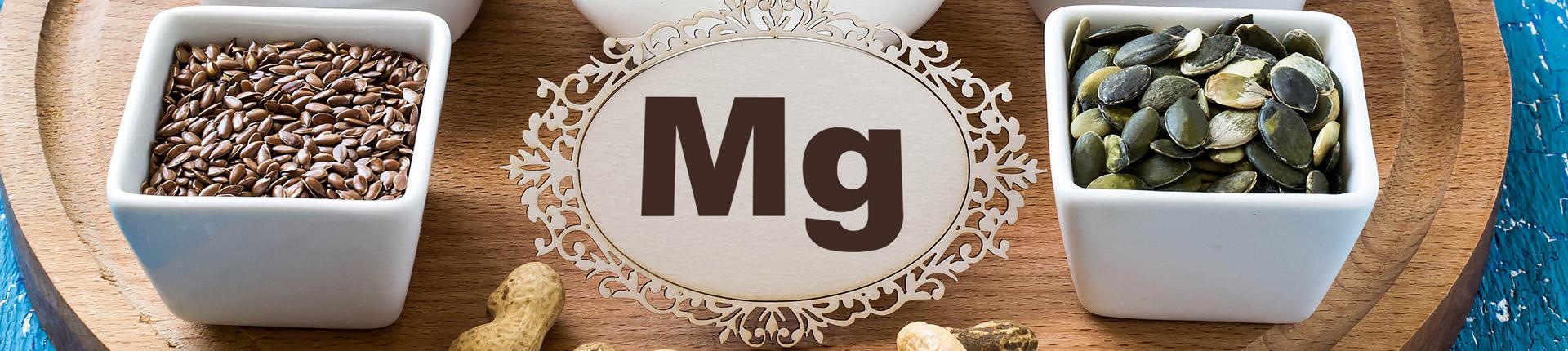 Magnez - źródła w diecie. Produkty bogate w magnez