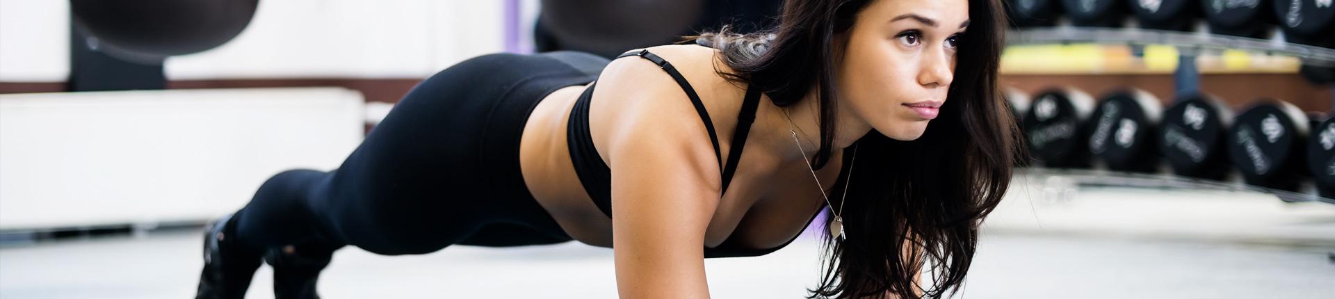 Trening odchudzający dla kobiet