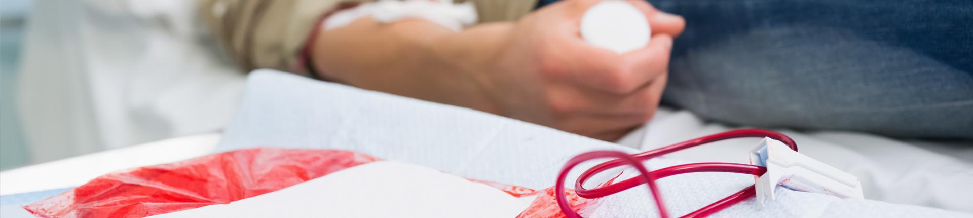 Oddawanie krwi a suplementacja, SAA i aktywność fizyczna