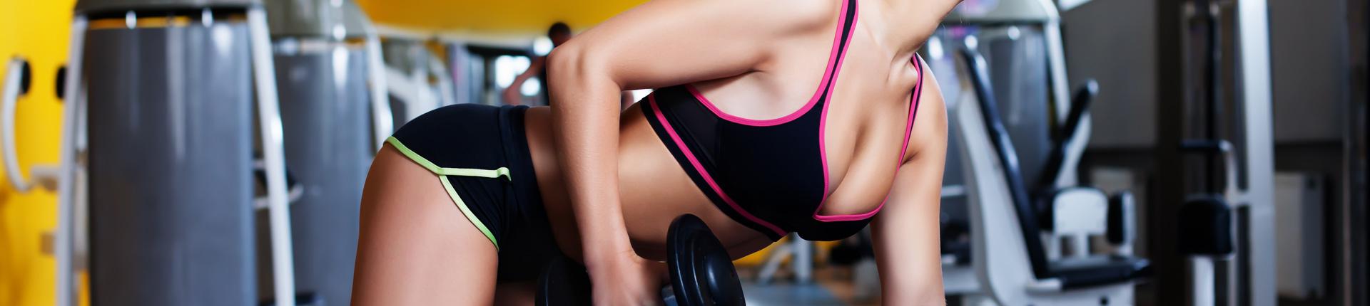 Jak ujędrnić biust - ćwiczenia na idealne piersi