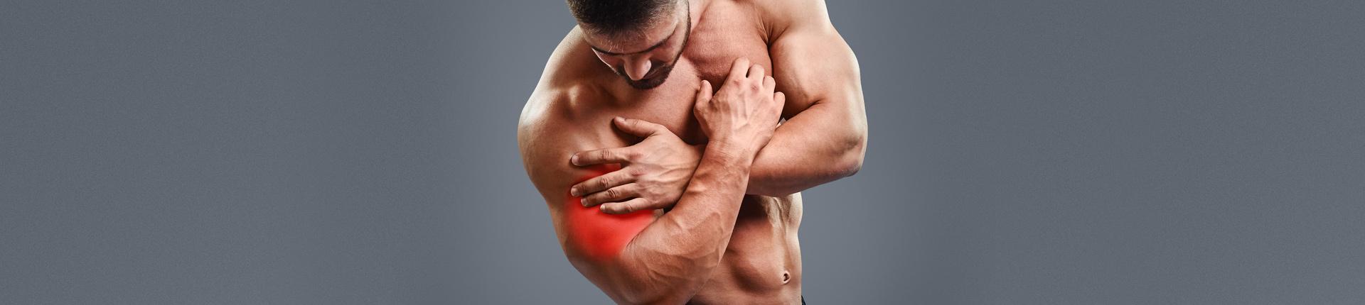 3 najczęstsze urazy na siłowni