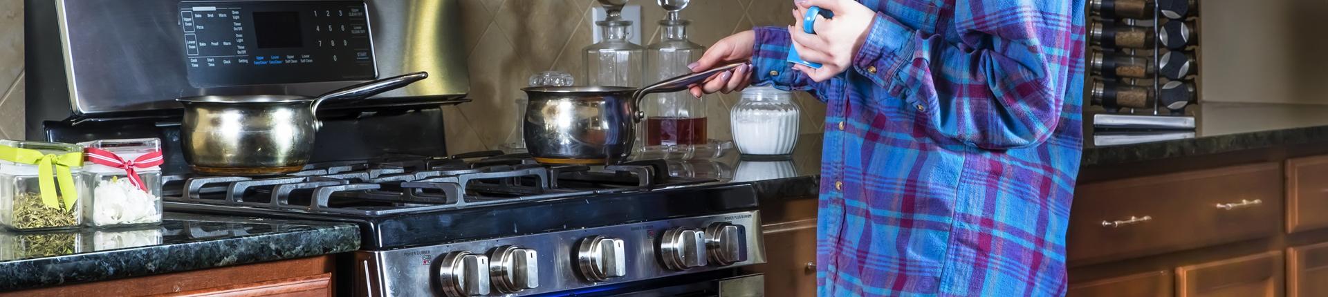 Gotowanie jako jedyna słuszna metoda obróbki