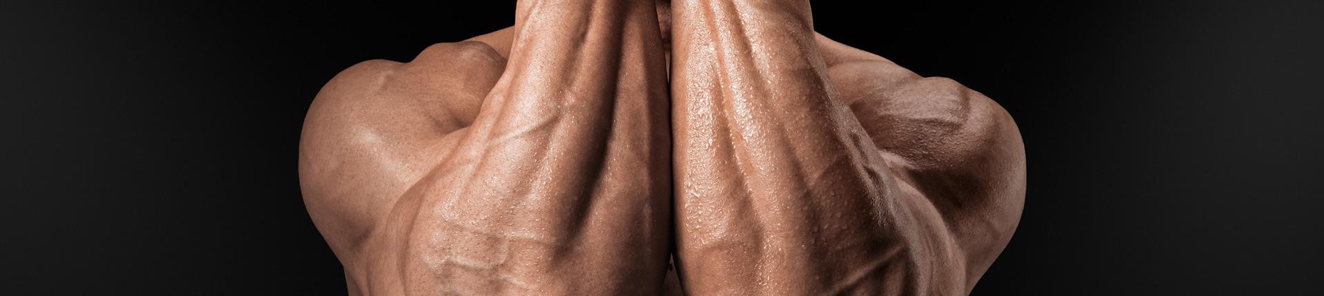 3 ćwiczenia na silne przedramiona