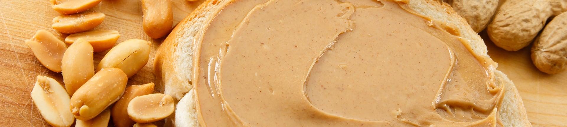 Masło orzechowe - smakowity dodatek w diecie sportowca