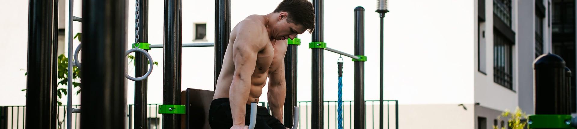 Street Workout vs. siłownia - co wybrać?