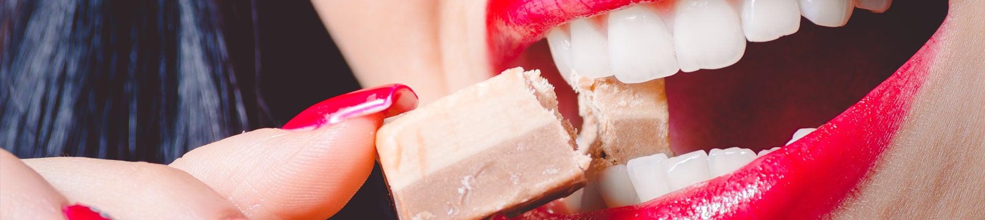 Przejście na dietę - jakie zamienniki słodyczy stosować?