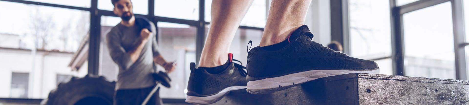 Jakie buty wybrać do treningu?