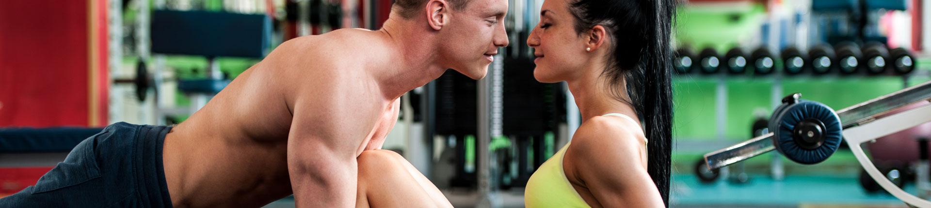 6 powodów aby spotykać się z dziewczyną, która też trenuje!