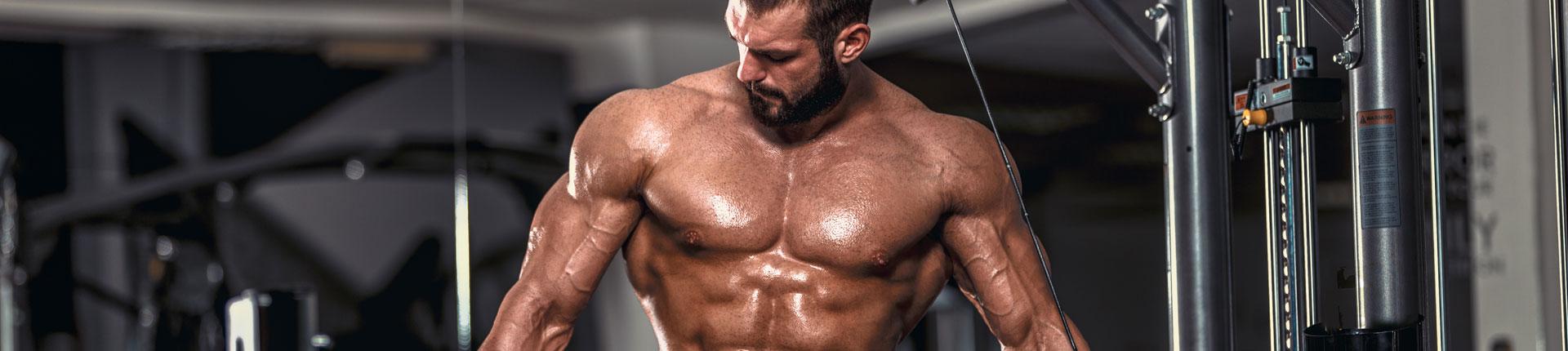Sucha masa mięśniowa - 7 wskazówek jak budować masę mięśniową