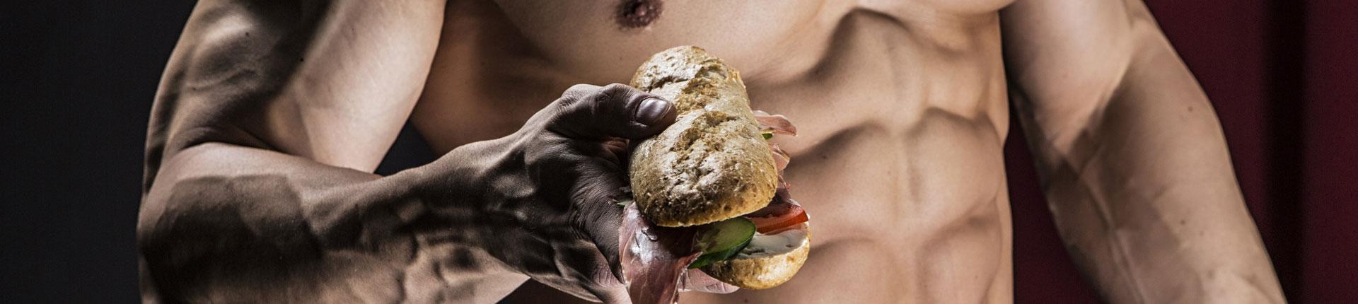 Czy można budować mięśnie jedząc trzy posiłki dziennie?