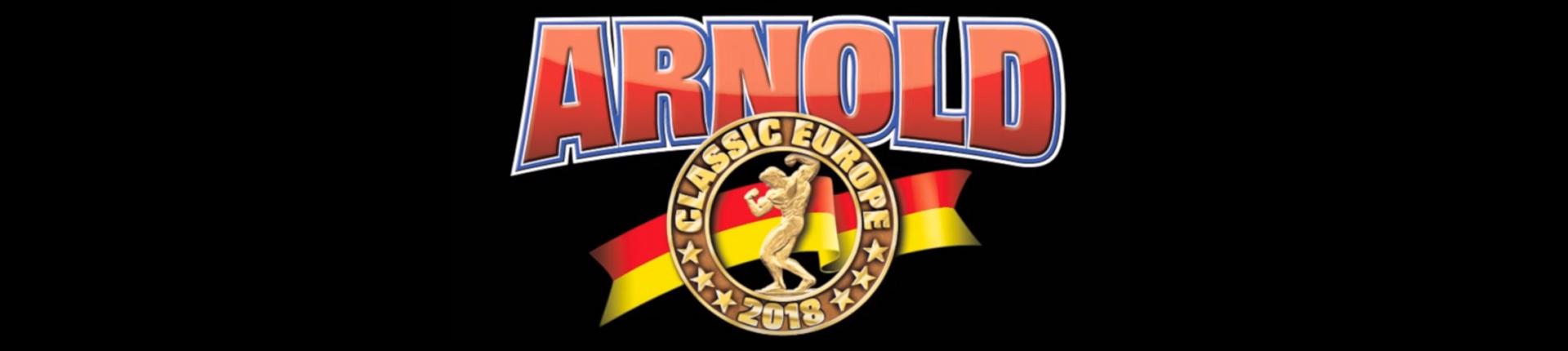 Arnold Classic Europe 2018. Dzień trzeci, znów złote krążki!