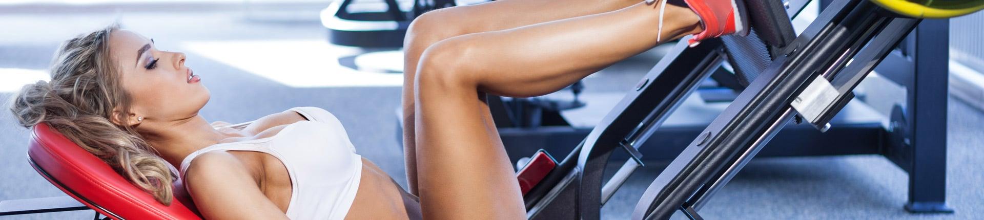 Wzmacniaj mięśnie dwugłowe!