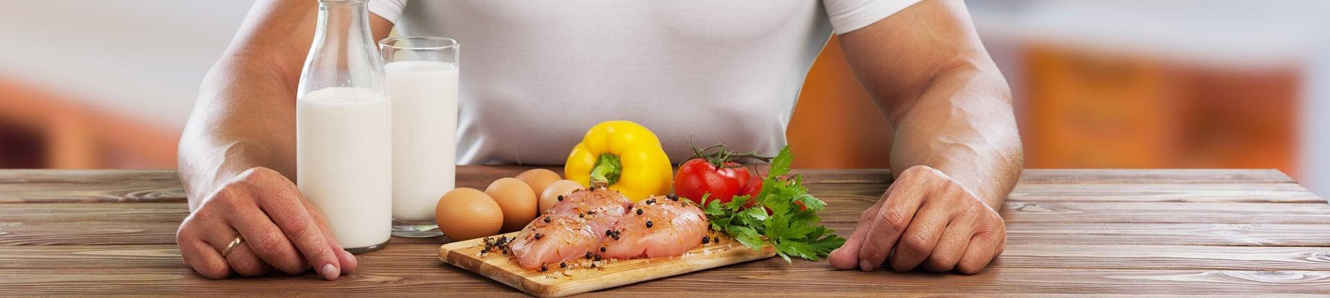 Dieta na masę: Co jeść na masę?