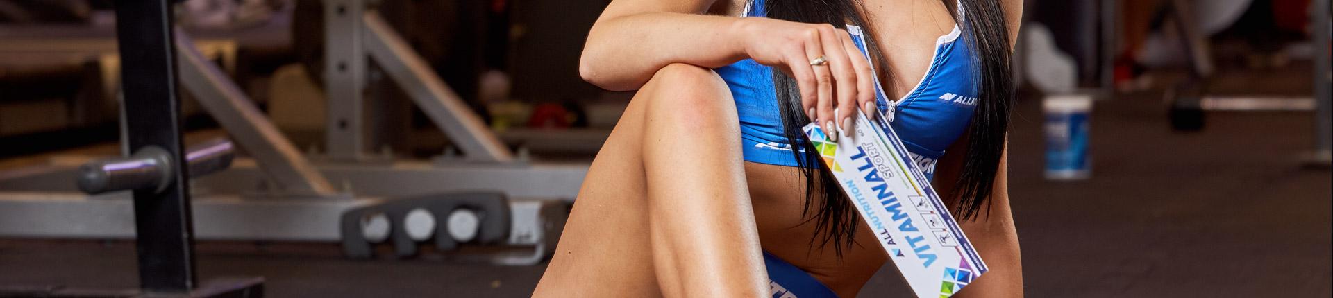 Witaminy dla sportowców - osób aktywnych fizycznie
