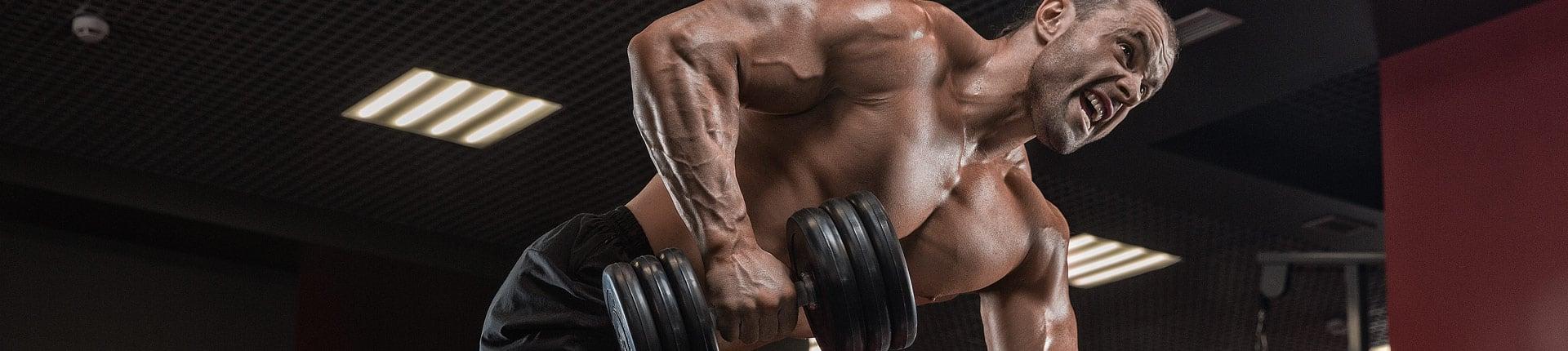 Cel: Zwiększyć siłę - zestaw suplementów na siłę