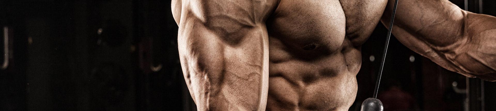 Najlepsze ćwiczenia w seriach łączonych na tricepsy