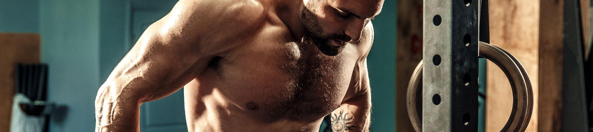 5 ćwiczeń na wielkie tricepsy - trening tricepsów