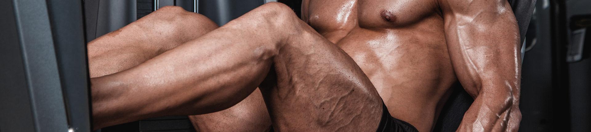 Jak przyspieszyć budowę mięśni nóg