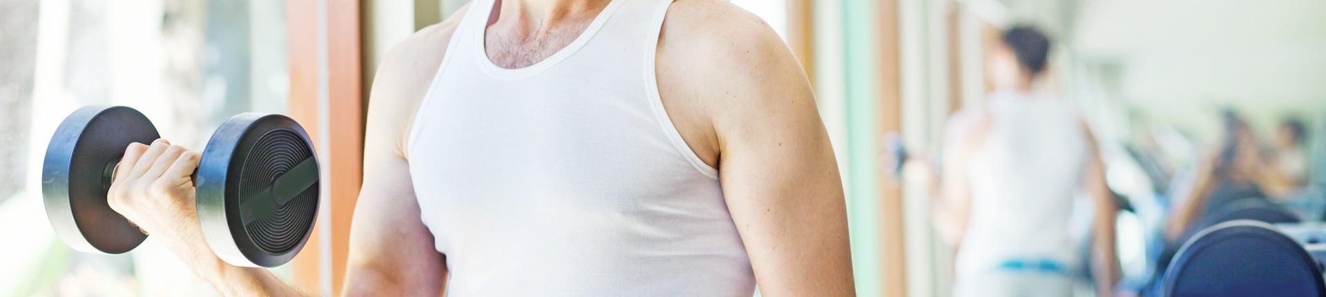 Dieta i suplementacja na masę mięśniową dla początkujących
